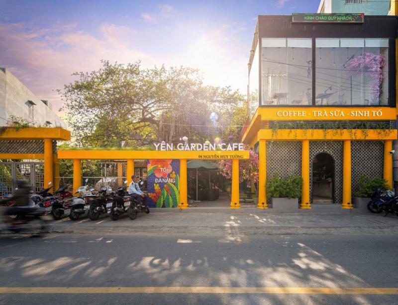 Top 10 Quán cafe đẹp và rẻ ở Đà Nẵng