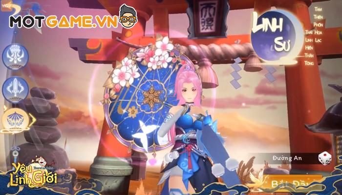 Tựa game mới mang đậm phong cách Âm Dương Sư Nhật Bản ra mắt tại Việt Nam