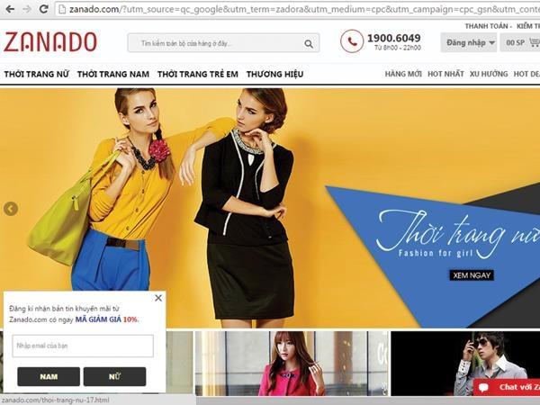 Top 9 Website bán hàng thời trang uy tín nhất ở Việt Nam hiện nay