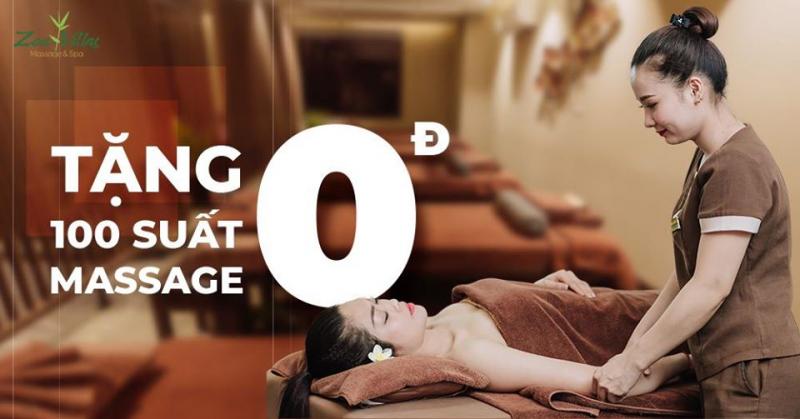 Top 8 địa chỉ massage thư giãn tốt nhất quận Hoàn Kiếm, Hà Nội