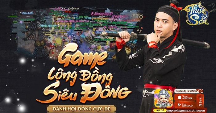 """Thục Sơn tung """"bão quà tháng 7"""": Server đặc biệt Hồ Quang Hiếu và chuỗi sự kiện hấp dẫn"""