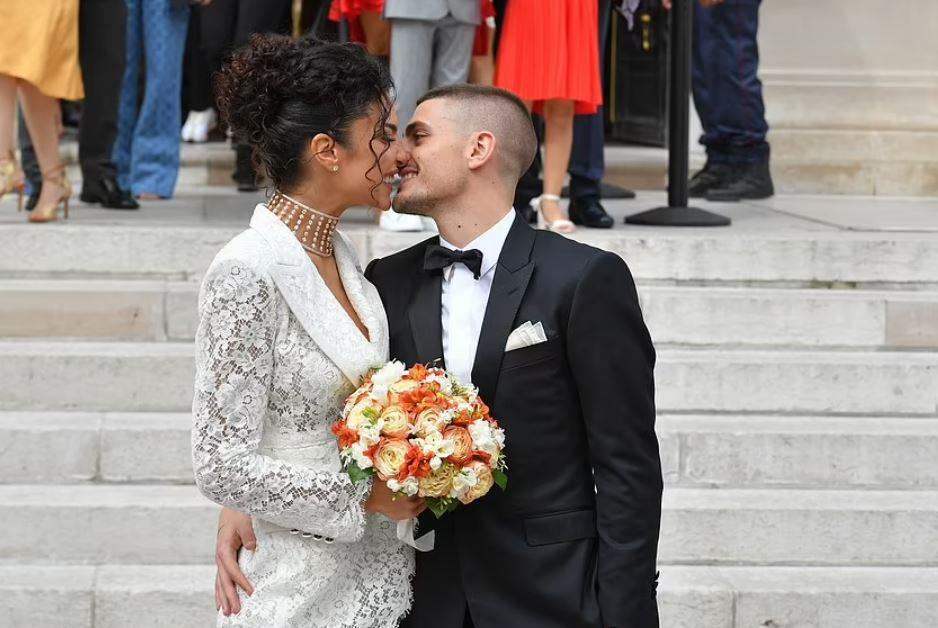 Verratti kết hôn lần thứ 2
