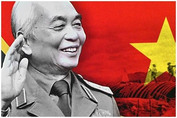 1 trong 10 vị tướng vĩ đại nhất thế giới