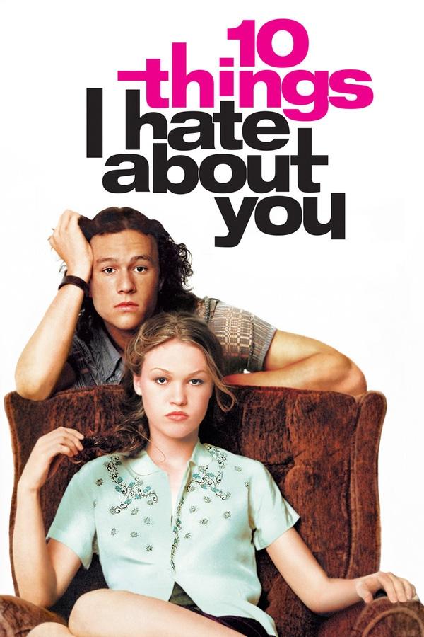 10 things i hate about you (10 điều em ghét anh)