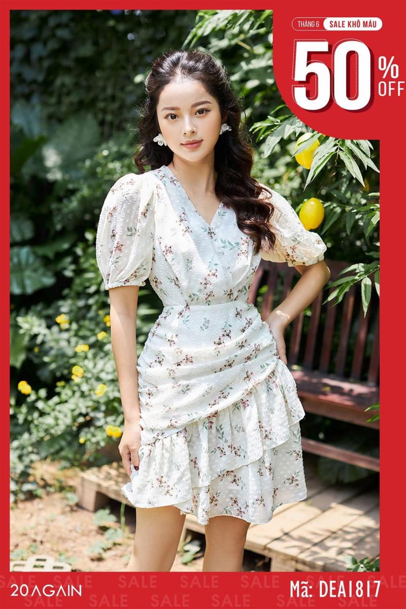 Top 8 Shop bán váy đầm họa tiết đẹp nhất ở Ninh Bình