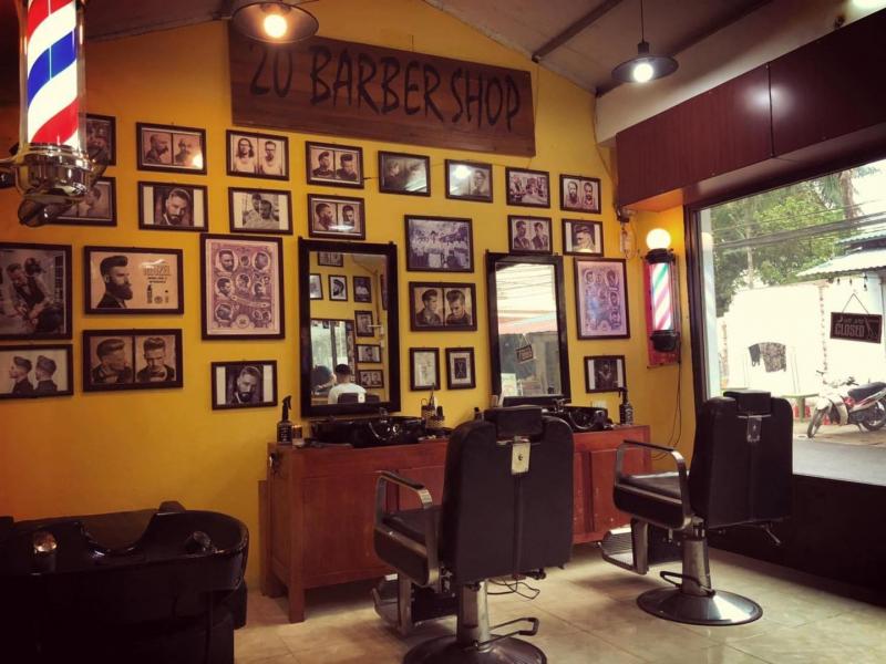 Top 6 Barber shop cắt tóc nam đẹp nhất Thái Nguyên