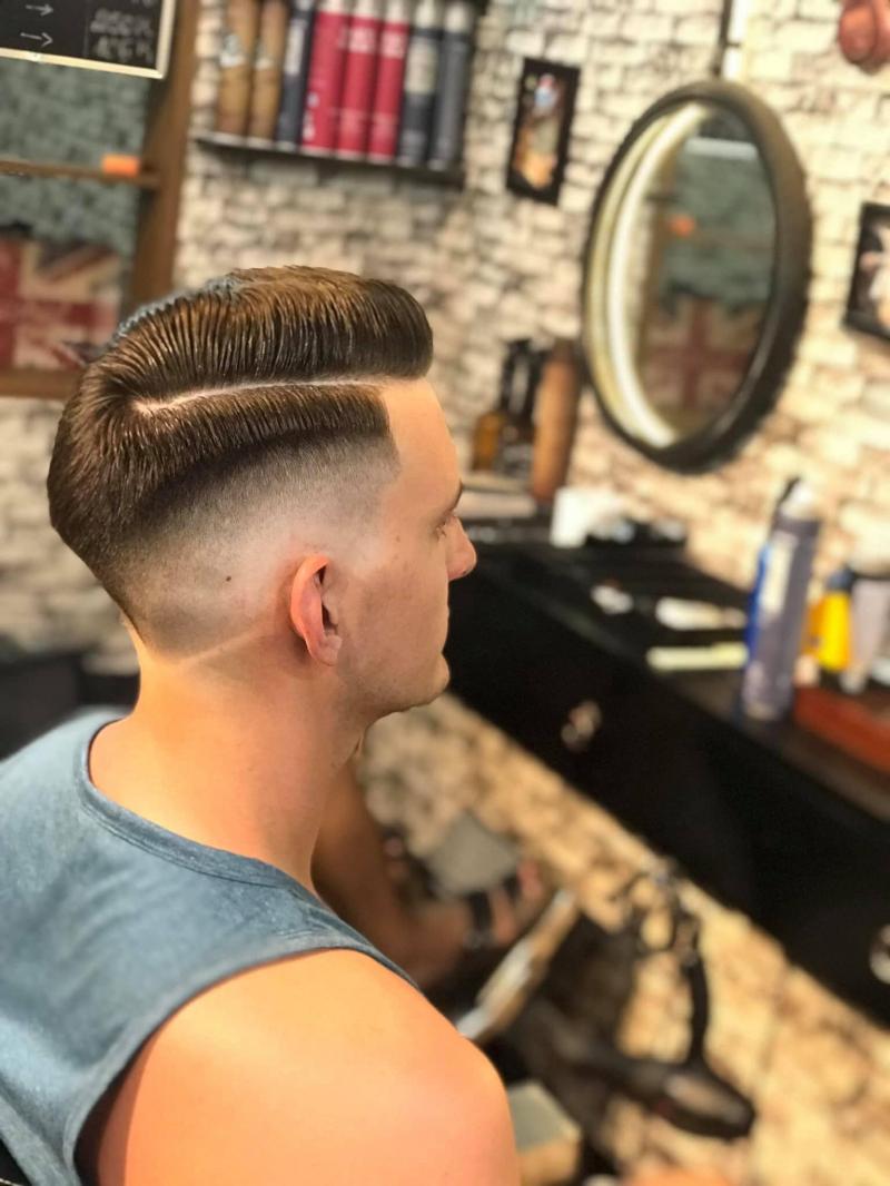 2T barbershop