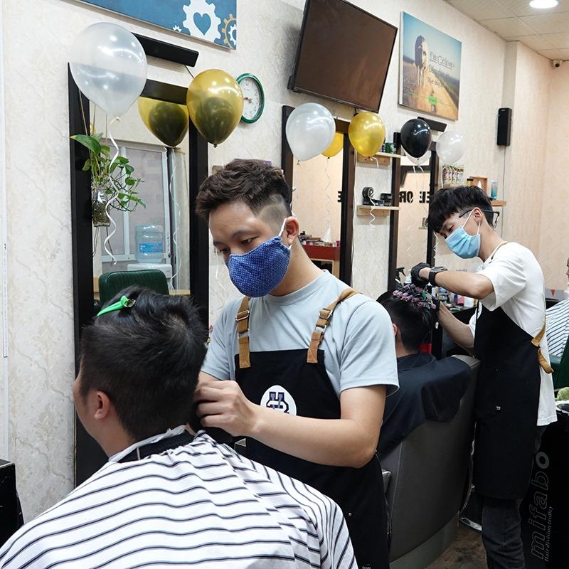 2Vee Hair Station - Tóc Nam Đẹp