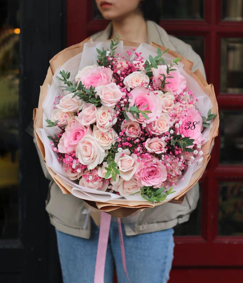 38 Degree Flower