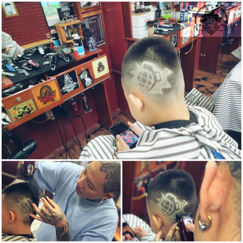 47 Barber Shop