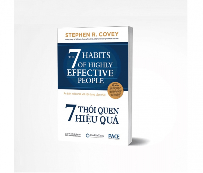 7 thói quen để thành đạt - Tái bản