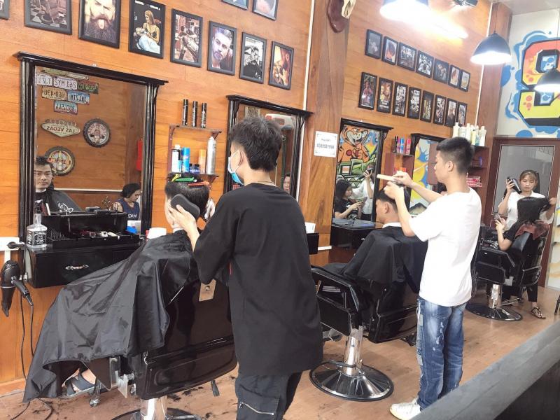 98 Barber Shop