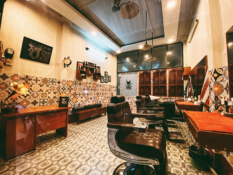 99'S The Memory Barber Shop