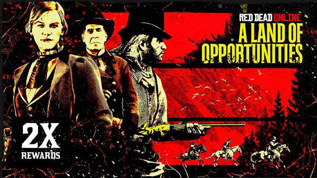 Red Dead Online: Blood Money, làm giàu không khó kể từ ngày 13/7?