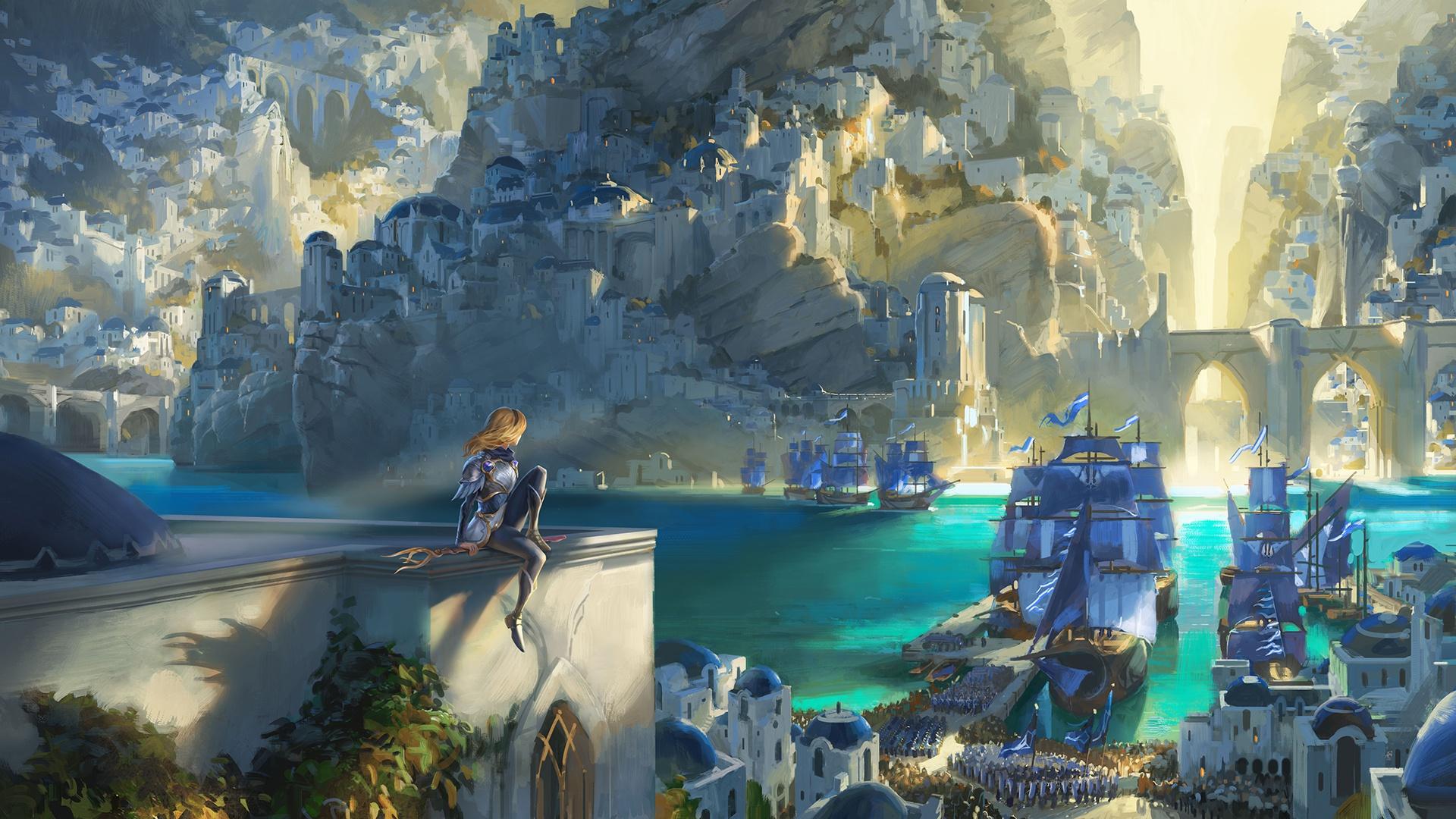 Liên Minh Huyền Thoại MMORPG có thể ra mắt vào năm 2022