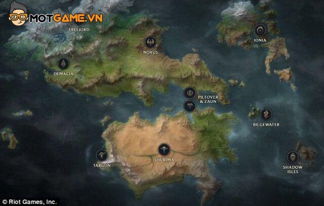 LMHT MMORPG hứa hẹn sẽ được sản xuất vào năm 2022
