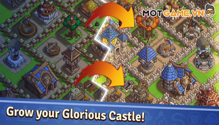 Warfronts: Battle For Toria! tựa game phong cách CoC huyền thoại!