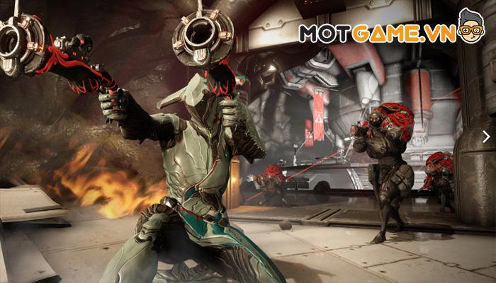 Game bắn súng đình đám Warframe đã có mặt trên di động với tên gọi Warframe Mobile!