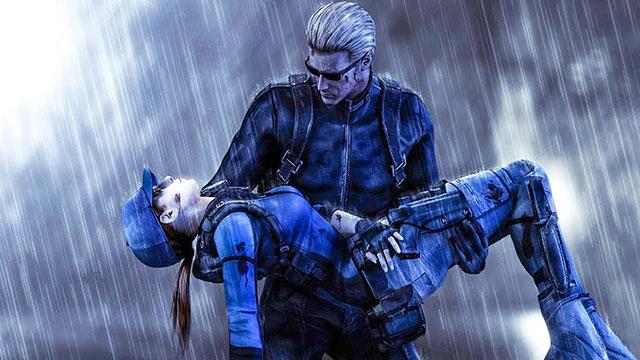 Albert Wesker, từ vai phụ trở thành trùm cuối trong Resident Evil