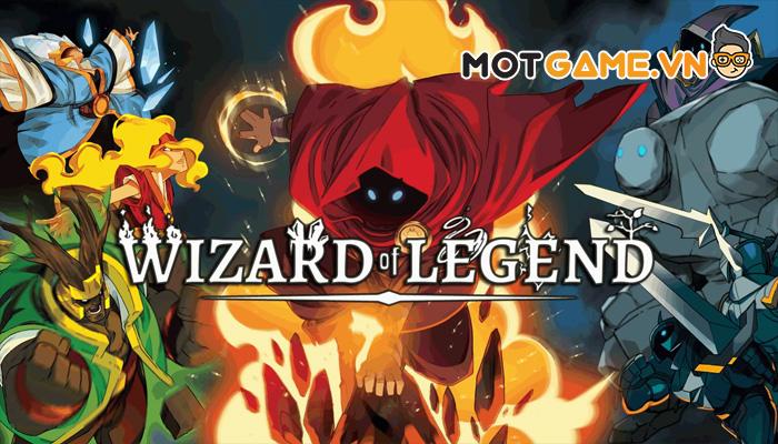 Tựa game hành động nhập vai nổi tiếng Wizard of Legend rục rịch ra mắt trên di động!