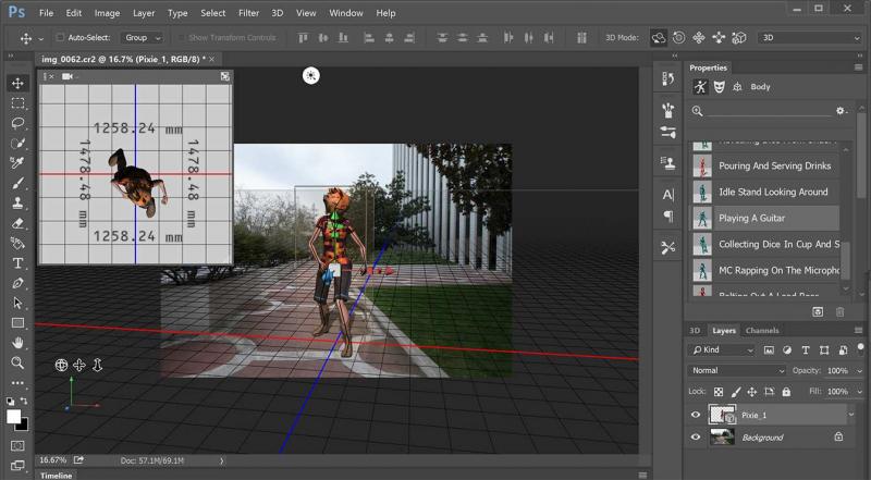 Adobe Photoshop Elements cho phép người dùng chỉnh sửa, bố trí, sáng tạo và sẻ chia ảnh
