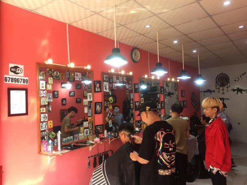 A.E BarBer Shop