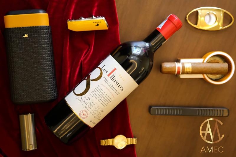 AMEC's wine