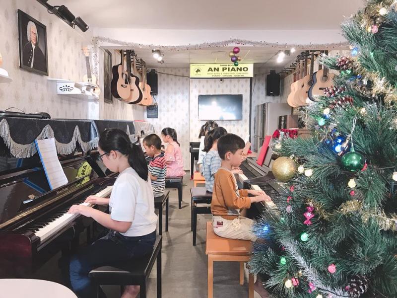 Top 9 Trung tâm dạy đàn piano tốt nhất TP. Buôn Ma Thuột, Đắk Lắk
