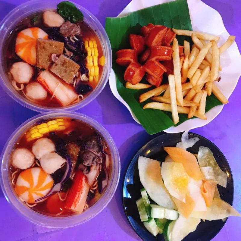 Top 9 Quán ăn vặt ngon nhất tại TP. Bà Rịa