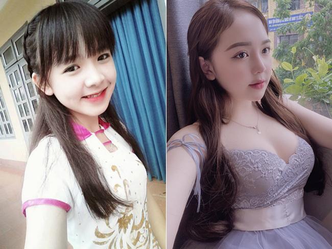 """""""Hot girl tiểu học"""" đẹp mơn mởn ở tuổi 20, nhan sắc """"đốn tim"""" người nhìn"""