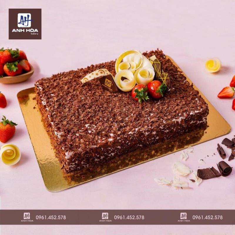 Top 5 Tiệm bánh kem ngon nhất Phổ Yên, Thái Nguyên