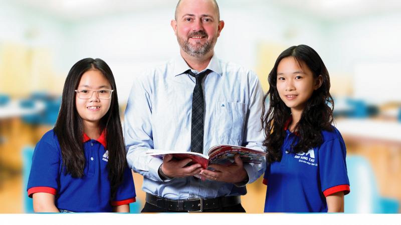 IELTS là một trong những khóa học giảng dạy nổi bật tại Anh ngữ AMA