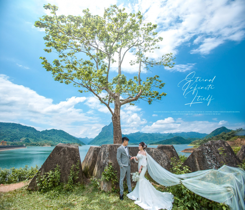 Ảnh viện áo cưới Gia Nguyễn