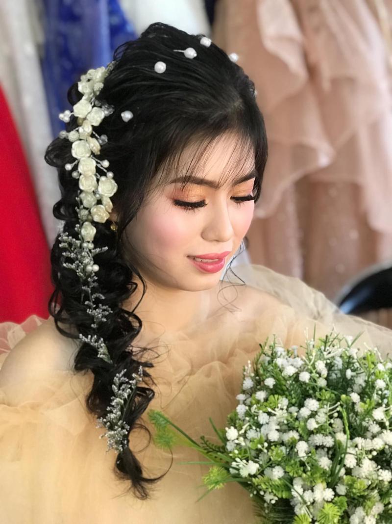 Áo cưới Kim Ngân