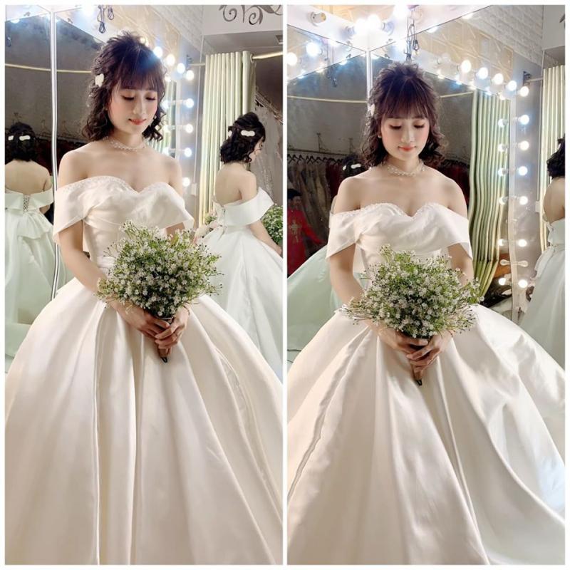 Áo cưới Quốc Trưởng