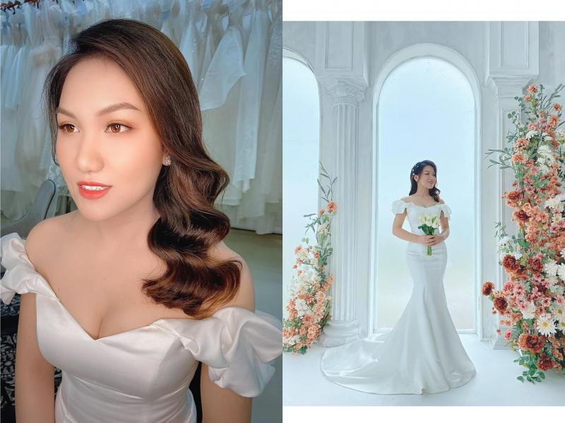 Top 7 Tiệm trang điểm cô dâu đẹp nhất Núi Thành, Quảng Nam