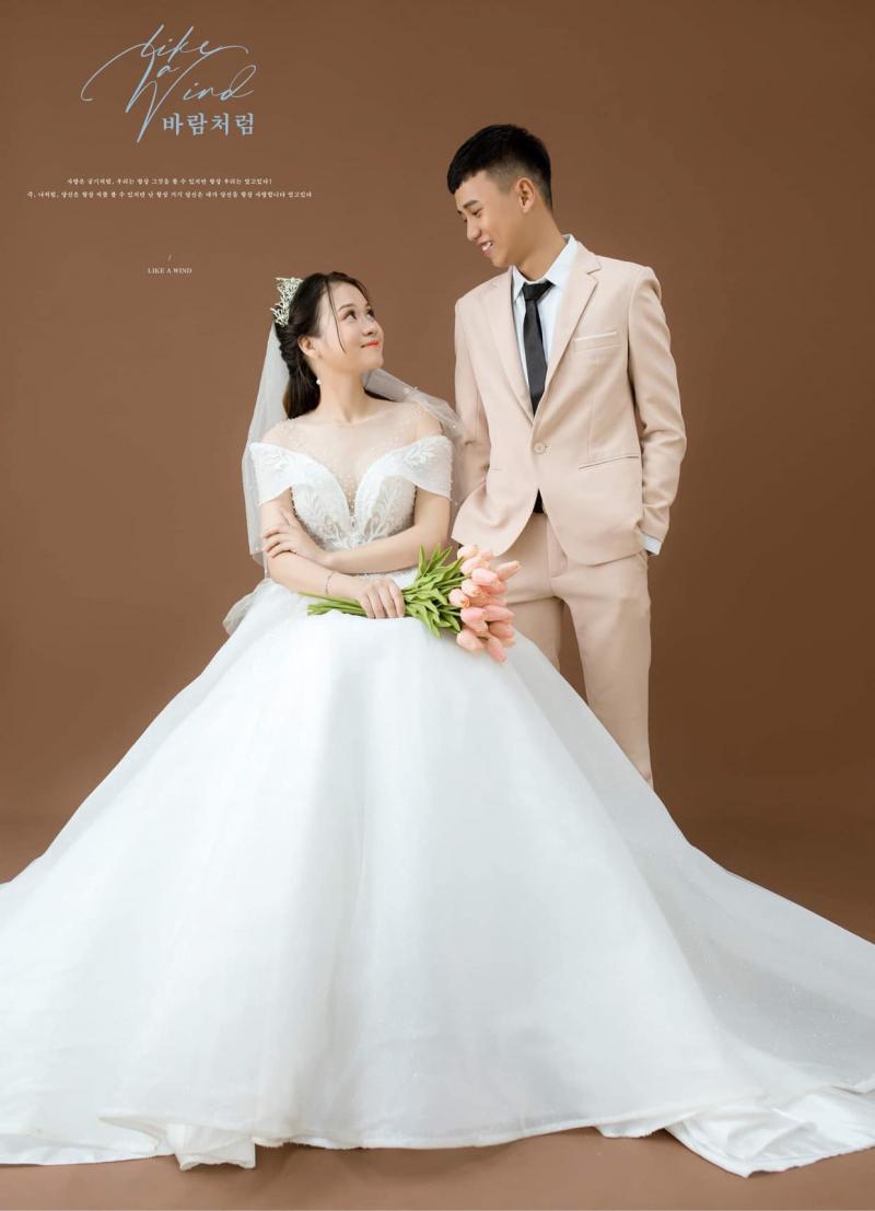 Áo cưới Thân Bridal