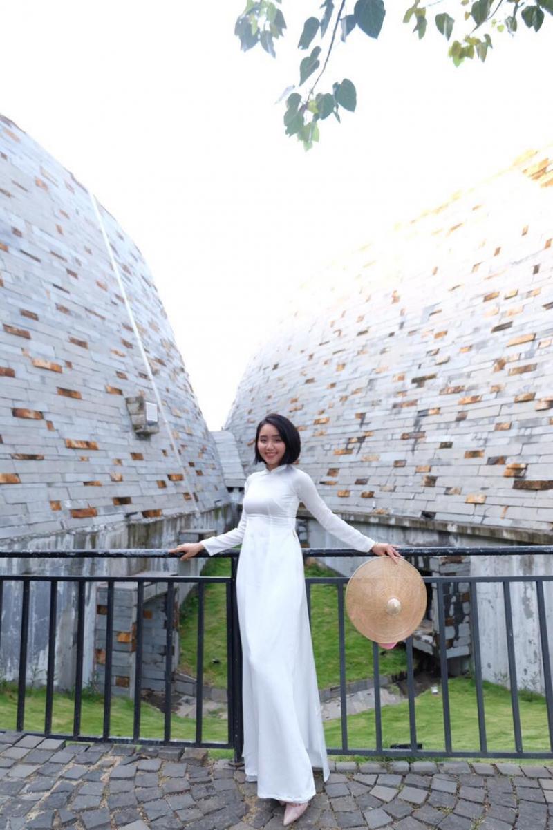 Áo dài Linh Trần