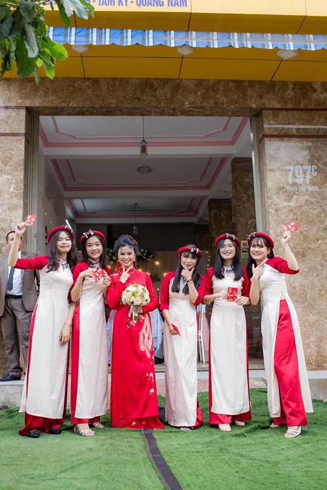 Top 7 địa chỉ cho thuê áo dài cưới hỏi đẹp nhất tại TP. Tam kỳ, Quảng Nam.