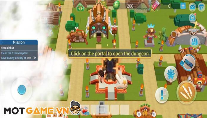 Astral Dungeons – Tựa game phiêu lưu sở hữu đồ họa siêu đáng yêu
