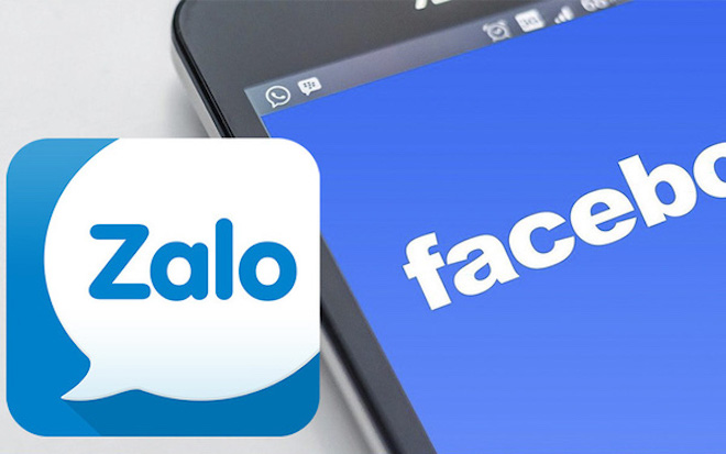 Zalo vượt Facebook Messenger về tỉ lệ tăng trưởng và độ yêu thích