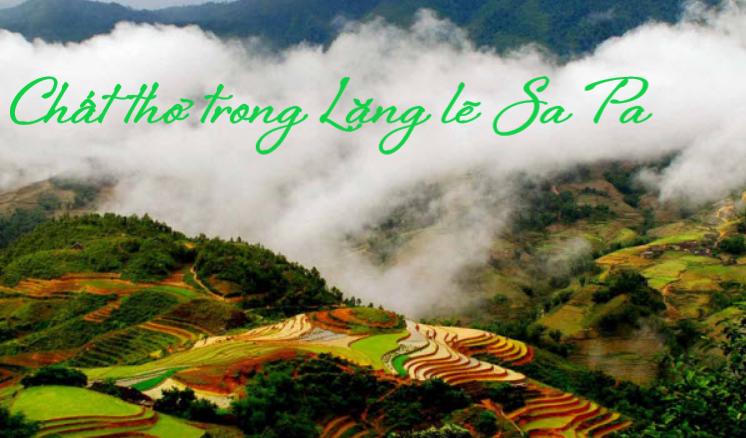 """Top 5 Bài văn cảm nhận chất thơ trong truyện ngắn """"Lặng lẽ Sa Pa"""" của Nguyễn Thành Long (lớp 9) hay nhất"""
