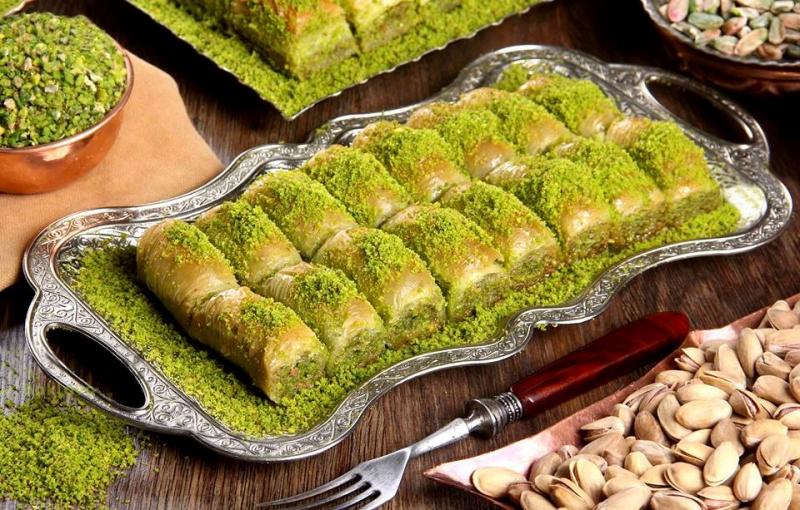 Baklava - Thổ Nhĩ Kỳ