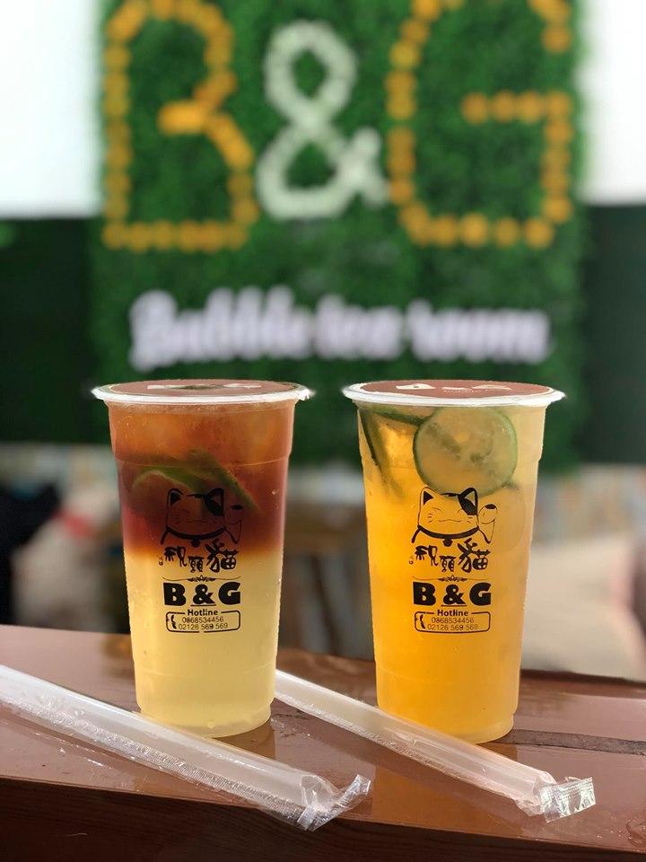 B&G Bubble Tea Room là một địa chỉ nổi bật cho các bạn trẻ yêu trà sữa ở Mộc Châu