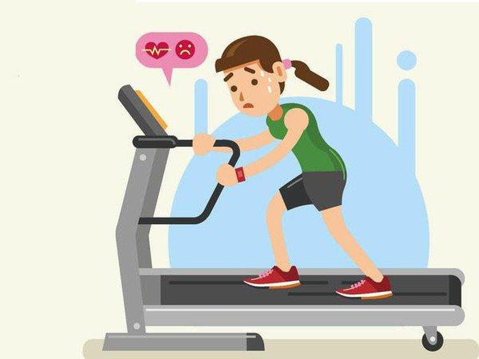 Bạn tập thể dục hàng ngày