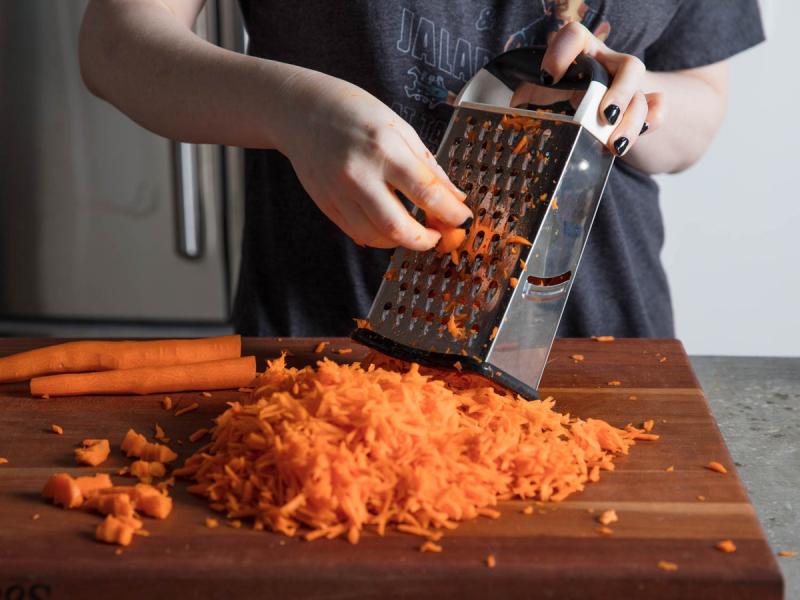 Nguyên liệu cà rốt