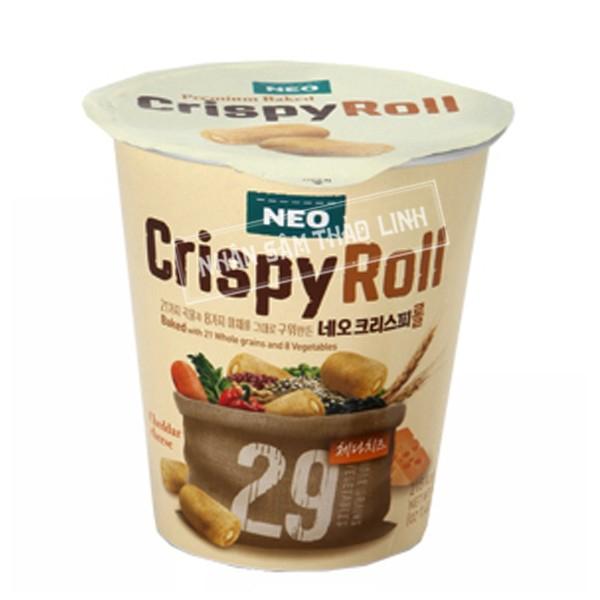 Bánh cuộn ngũ cốc Hàn Quốc 29 Vị Neo Cris
