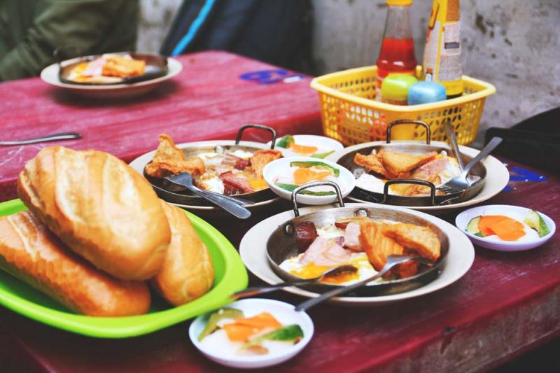 Top 10 Tiệm bánh mì ngon có tiếng ở TP. Hồ Chí Minh