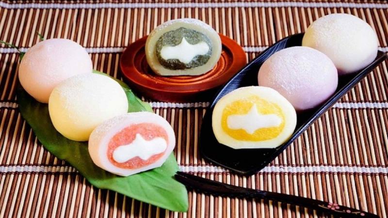 Bánh Mochi (Nhật Bản)