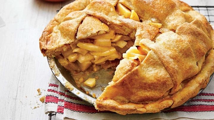 Bánh táo nướng (Mỹ)